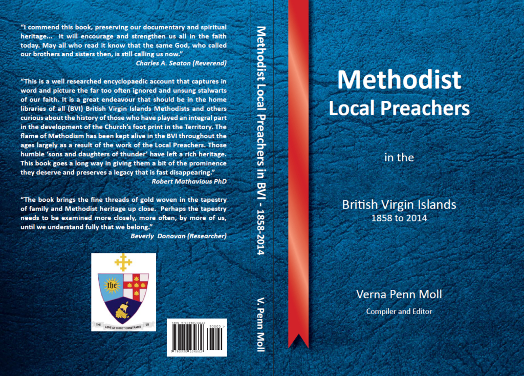 Methodists Local Preachers In The Virgin Islands 1858-2014